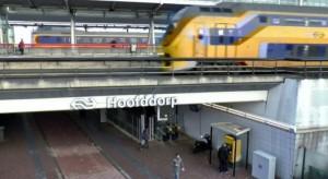 Treinstation Hoofddorp
